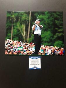 Bubba Watson Hot! signed autographed Masters golf 11x14 photo Beckett BAS coa