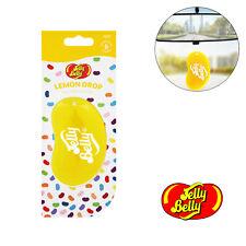 Jelly Belly 3D Bean Sweets Scent Car Air Freshener Freshner Lemon Drop 15217