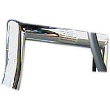 Linbar front yamaha / natural-chrome / steel - Lindby metric 602-1
