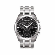 Tissot Stainless Steel Case Quartz (Battery) Wristwatches