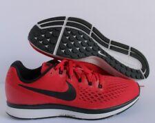 Nike Men Zoom Pegasus 34 iD Red-Black SZ 12 [AH1821-991]