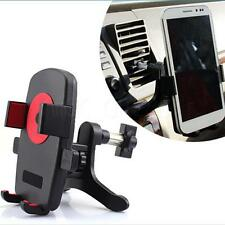 New Universal 360 Car Air Vent Mount Cradle Holder Stand for Cell Smartphone GPS
