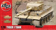 AIRFIX GERMAN TIGER 1 TANK NEW MINT & SEALED 1/76