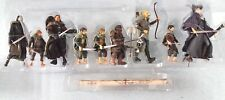 Lord of the Rings LOT OF 9  Fellowship of the Ring Toy Biz New Loose