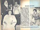 QUEEN SORAYA 1958 PICTORIAL JUST DIVORCED SHAH OF IRAN + NARRIMAN SADEK + MORE