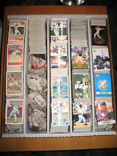 1987 88 90 94 Sportflics 1995 96 Sportflix Baseball Approximately 11238 Card Lot