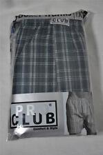 3 NEW PROCLUB BOXER TRUNKS MEN COLOR UNDERWEAR SHORTS PRO CLUB 7XL 3PC
