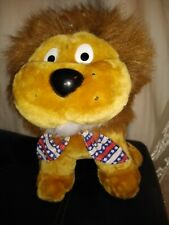 NIB Rory The Patriotic Lion learning tool stuffed toy Make America Great again