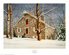 The Sycamores by Dan Campanelli Fine Art Print Country House 24x30 Poster