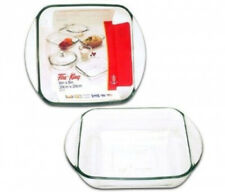 New listing Square Cake Pan 20.3cm x 20.3cm. Anchor Hocking. Free Delivery