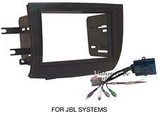 Toyota Sienna DD Car Stereo Radio Install Dash Mount Panel Trim Kit JBL HARNESS
