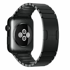 For Apple Watch Series 4 3 2 5 44M 316L Stainless Steel Bracelet Strap Band Link