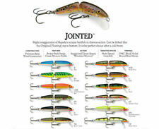 Rapala Jointed // J13 // 13cm 18g Fishing Lures (Various Colors)