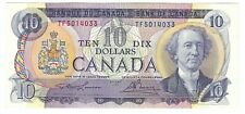 P88c 1971 Canada 10 dollar note UNC (world/lot) Combined Shipping