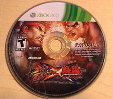 Street Fighter X Tekken (Microsoft Xbox 360, 2012) DISC ONLY 6361