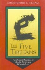 The Five Tibetans by Christopher Kilham (Paperback 1994) New-Free Shipping