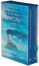 Die Abenteuer von Tom Sawyer und Huckleberry Finn von Mark Twain (2010, Gebundene Ausgabe)