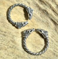 Viking DRAGON Sterling Silver Adjustable Ring Rings Jewelry Jewellery Dragons
