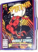 AMAZING SPIDERMAN BUBBLE COMIC GIVEAWAY PROMO SEALED NM RARE PROMOTIONAL