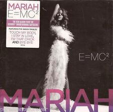 MARIAH CAREY - E=MC2 (UK 15 Track CD Album)