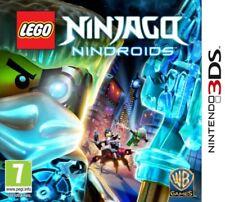 LEGO Ninjago Nindroids Nintendo 3DS * NEW SEALED PAL *