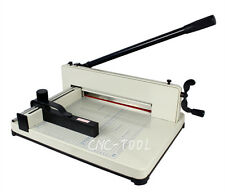 "17"" A3 Heavy Duty Guillotine Paper Cutter Professional Cutting Tool Trimmer"