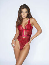 Ann Summers The Free Spirit Body, Red - Sizes 6 - 16