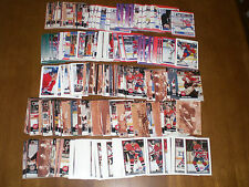 400 MONTREAL CANADIENS HOCKEY CARDS