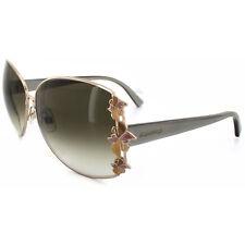 Swarovski Sunglasses Aquarelle SK0010 028 Gold & Brown & Grey Brown Gradient