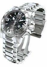 Swiss Made Invicta 5675 Reserve Excursion Chronograph Stainless Steel Mens Watch