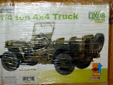 US Army Jeep 4x4 Truck  WWII DX08 DRAGON ACTION  FIGURE  71355 1/6