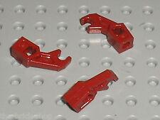 3 x LEGO DkRed Mechanical Arm ref 76116 / Set 70709 70751 70708 5884 70000 ...