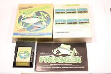 RARE FROGGER GAME FOR THE INTELLIVISION TANDYVISION   CONSOLE  CARTRIDGE GAME