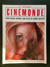 cinemonde n°1833 catherine deneuve 1970