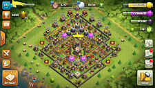 Paperclip + free coc maxed th11 account 40/40/20 royals