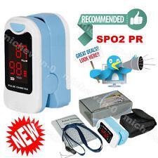 CONTEC CMS50M Pulse Oximeter Fingertip Blood Oxygen SPO2 Pulse Rater Monitor, CE