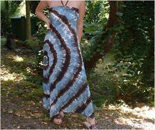 NEU* Super schönes Maxi BATIK Kleid HIPPIE GOA Gypsie PSY Boho S,M,L* FREE Size