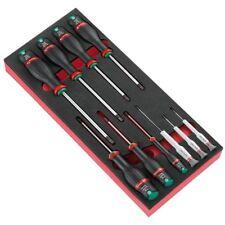 FACOM Modul mit 10 Schraubendrehern Protwist®, in Schaumstoffeinlage MODM.A6