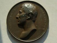 1819 Wellington Appointed Governor of Plymouth Medal T Webb 55mm 70.9g, Superb