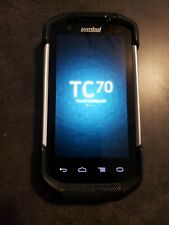 Motorola Symbol Tc70 (Tc700H) Mobile Computer And Barcode Scanner works great