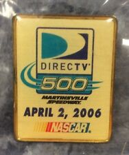 DirecTV 500 Martinsville 4/2/06 won by Tony Stewart Nascar Pin
