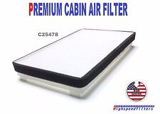 CF9362 CABIN AIR FILTER for 2001-2006 FORD ESCAPE TRIBUTE MARINER CAF1755 C25478