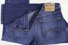 Hollister Classic Taper blue tapered jeans W28 L30