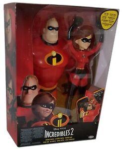 Incredibles 2 Disney Power Couple Elastigirl & Mr Incredible