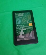 """Amazon Kindle Fire 1st Generation D01400 8GB 7"""" WI-FI Black Tablet Tested Works"""