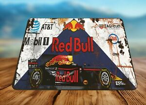 Formula One F1 Red Bull Team Mouse Mat Mouse Pad McClaren  Oil Can gift idea