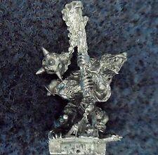 2004 Skaven Plague Censer Bearer 1 Chaos Ratmen Monk Citadel Warhammer Pestilens