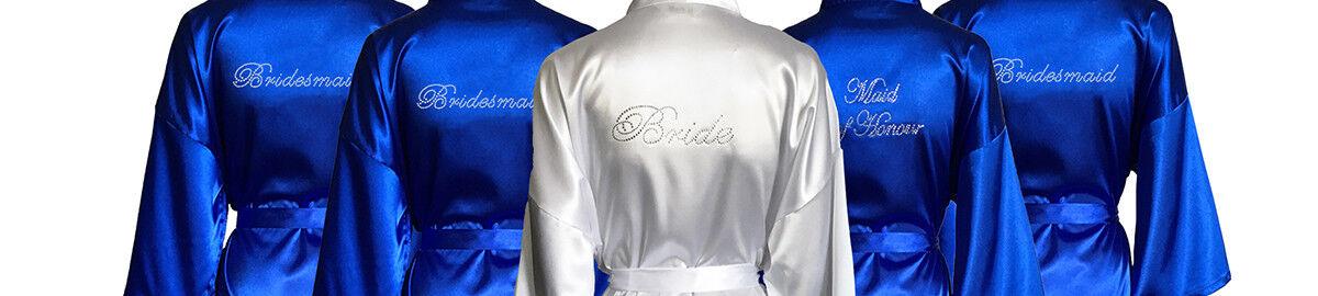 Two Hearts Bridal Robes