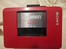 Walkman cassette sony