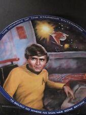 Star Trek 1983 Orig Series CHEKOV Ensign  Ltd Ed Plate